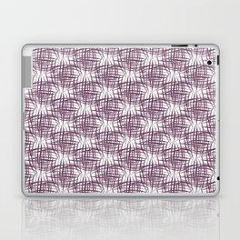 Hashy - Wine Laptop & iPad Skin