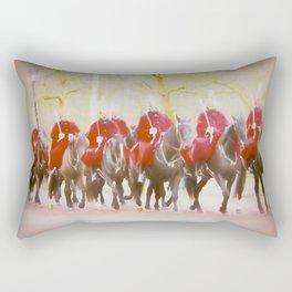 London Protected Rectangular Pillow