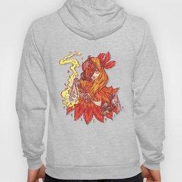 phoenix color Hoody