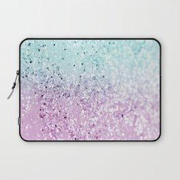 Mermaid Lady Glitter #2 #decor #art #society6 Laptop Sleeve