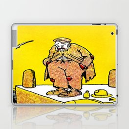Cartoon comics 3 Laptop & iPad Skin