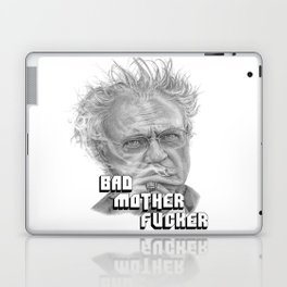 The King of Sweden - Bad Mother Fucker Laptop & iPad Skin
