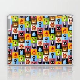 Miyazaki's Laptop & iPad Skin