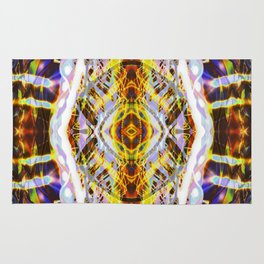 Light Dance Kaleidoscope Edit 2 Rug