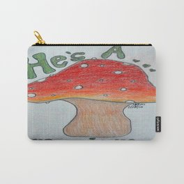 He's A Magic Man! Carry-All Pouch