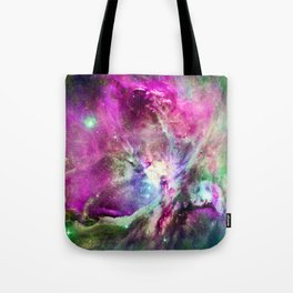NEBULA ORION HEAVENLY CELESTIAL MIRACLE Tote Bag