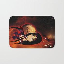 Sailor Mars Bath Mat