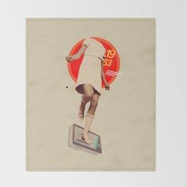 1983 Throw Blanket