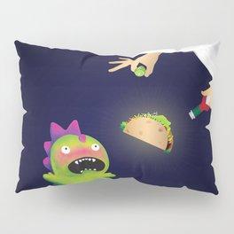 Tacosaurus Pillow Sham