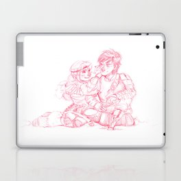 Astrid and Huccup Laptop & iPad Skin