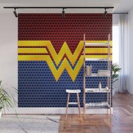 Wonder Woman Wall Mural