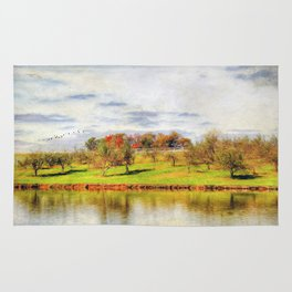 Across the Pond Rug
