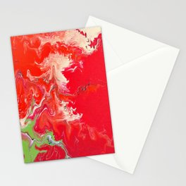 Continents Adrift Stationery Cards