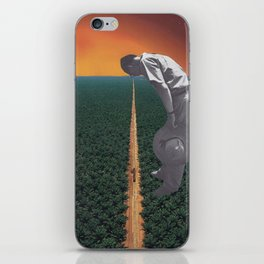 Lazers In The Jungle iPhone Skin