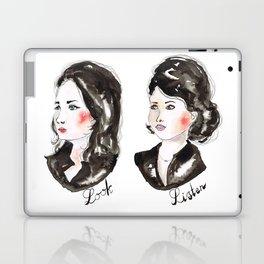 My Favorite Murder ssdgm LOOK-LISTEN Laptop & iPad Skin