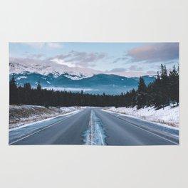 Icefields Parkway, AB II Rug