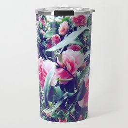 Ramblin Roses Travel Mug