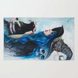 Blue Valentine Rug