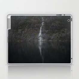 Waterfall (The Unknown) Laptop & iPad Skin