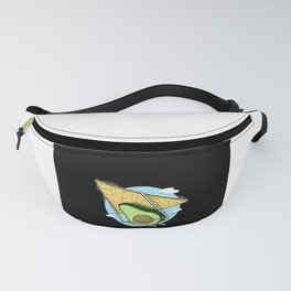 avocado Fanny Pack