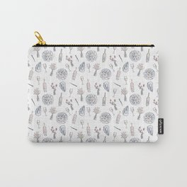 Oysters and Rose Carry-All Pouch