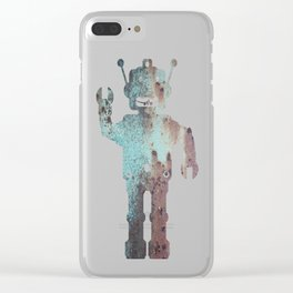 Eros-Ion Clear iPhone Case