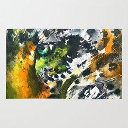 Eye of the Leopard Rug