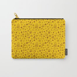 Autumn Doodles Carry-All Pouch