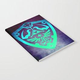 Zelda Shield Notebook