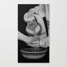 Servant Leadership Canvas Print