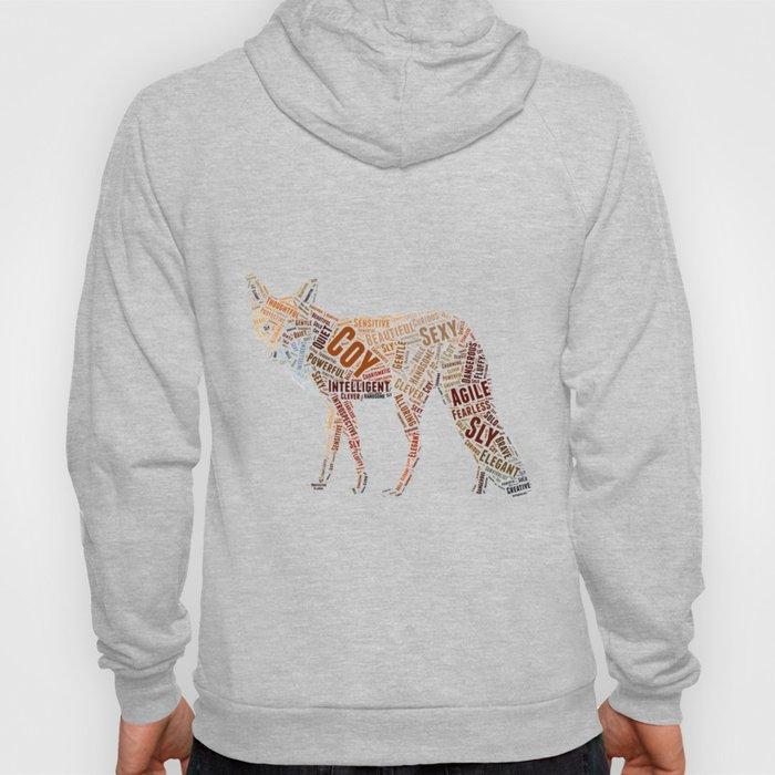 My Spirit Animal is a Fox Hoody