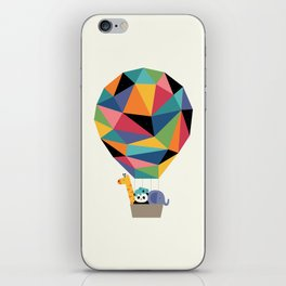 Fly High Together iPhone Skin