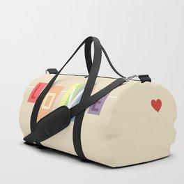 l o V e Duffle Bag