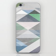Nordic Combination II iPhone & iPod Skin