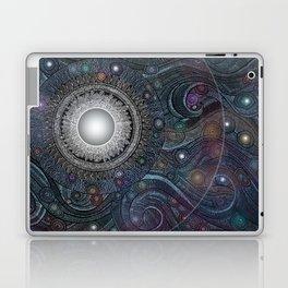Feather Moon Laptop & iPad Skin