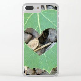Whatever you like Clear iPhone Case