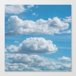 Cloud 9 Canvas Print