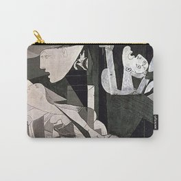 GUERNICA #2 - PABLO PICASSO Carry-All Pouch
