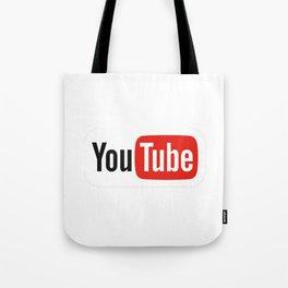 Youtube Logo 2015 Tote Bag