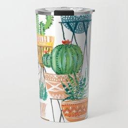 Potted Jungles Travel Mug