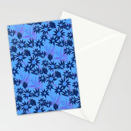Flannel Flower Fields Stationery Cards