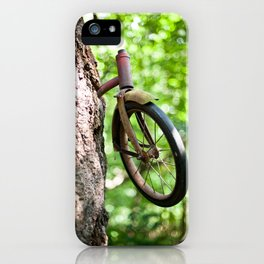 Left Behind iPhone Case