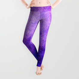 Abstract Cave V Leggings