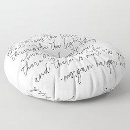 May you always Floor Pillow