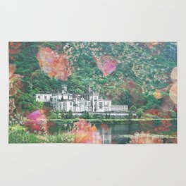 Watercolor Abbey Rug