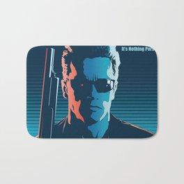 Terminator 2 - Alternative Poster Bath Mat
