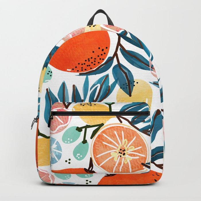 Fruit Shower Backpack