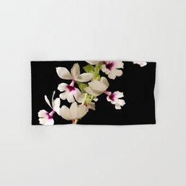 Calanthe rosea Orchid Hand & Bath Towel