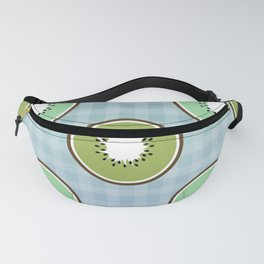 Kiwi summer fruit Fanny Pack
