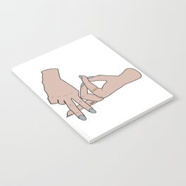 A phi alpha sorority sign Notebook